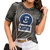 Gameday Couture Women's Creighton Bluejays Grey Boyfriend T-Shirt