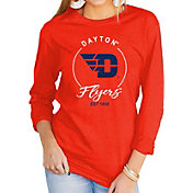 Gameday Couture Women's Dayton Flyers Red Varsity Long Sleeve T-Shirt