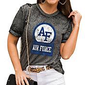 Gameday Couture Women's Air Force Falcons Grey Boyfriend T-Shirt