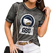 Gameday Couture Women's Georgia Southern Eagles Grey Boyfriend T-Shirt