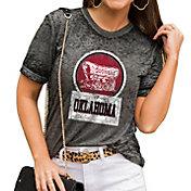 Gameday Couture Women's Oklahoma Sooners Grey Boyfriend T-Shirt