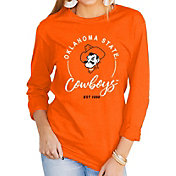 Gameday Couture Women's Oklahoma State Cowboys Orange Varsity Long Sleeve T-Shirt