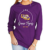 Gameday Couture Women's LSU Tigers Purple Varsity Long Sleeve T-Shirt