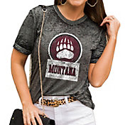 Gameday Couture Women's Montana Grizzlies Grey Boyfriend T-Shirt