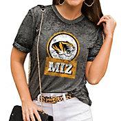 Gameday Couture Women's Missouri Tigers Grey Boyfriend T-Shirt