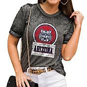 Gameday Couture Women's Arizona Wildcats Grey Boyfriend T-Shirt