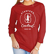 Gameday Couture Women's Stanford Cardinal Cardinal Varsity Long Sleeve T-Shirt