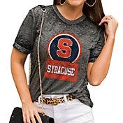 Gameday Couture Women's Syracuse Orange Grey Boyfriend T-Shirt