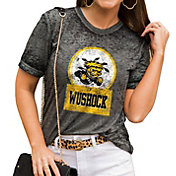 Gameday Couture Women's Wichita State Shockers Grey Boyfriend T-Shirt