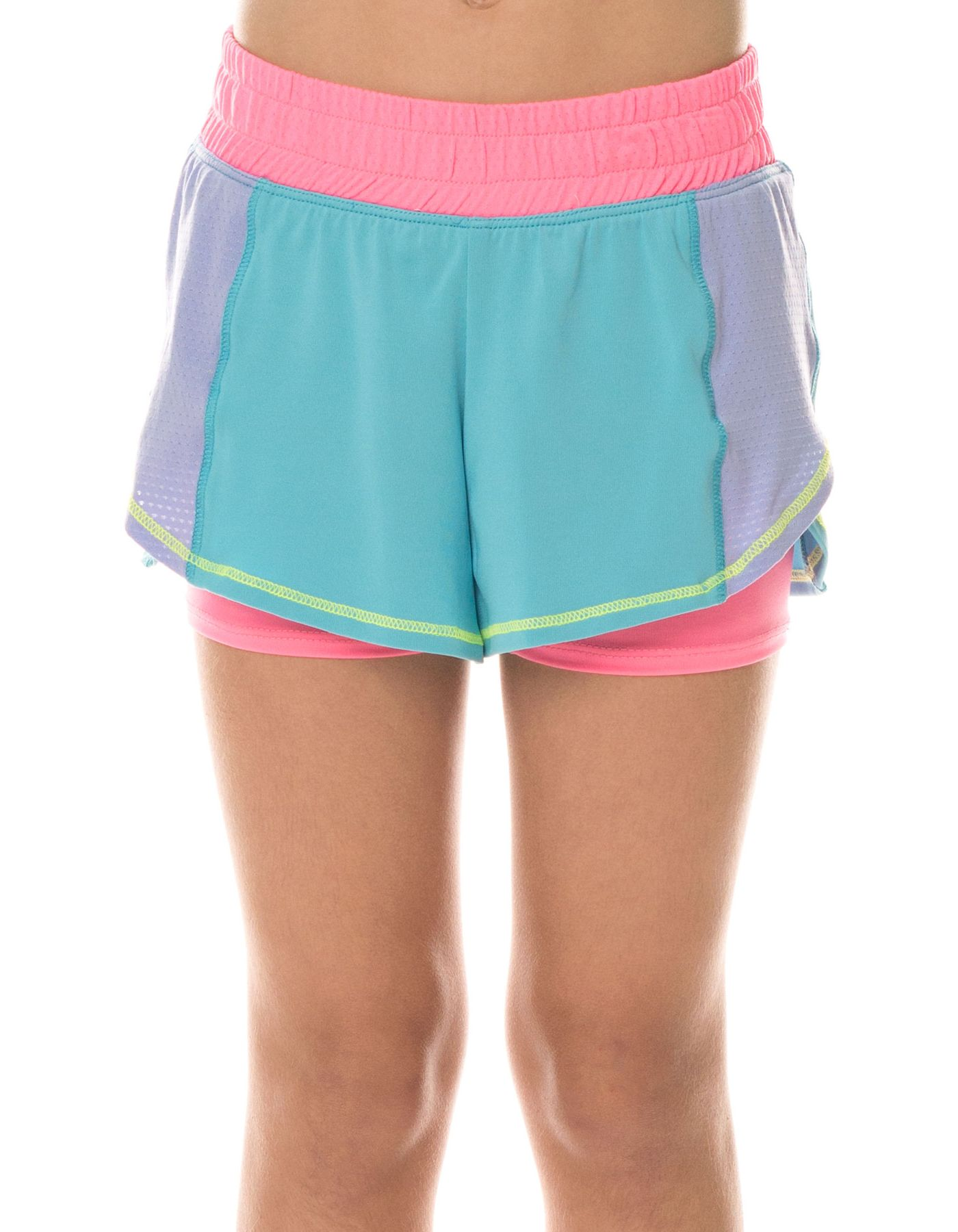 Lucky In Love Girls' Ultimate Training Tennis Shorts