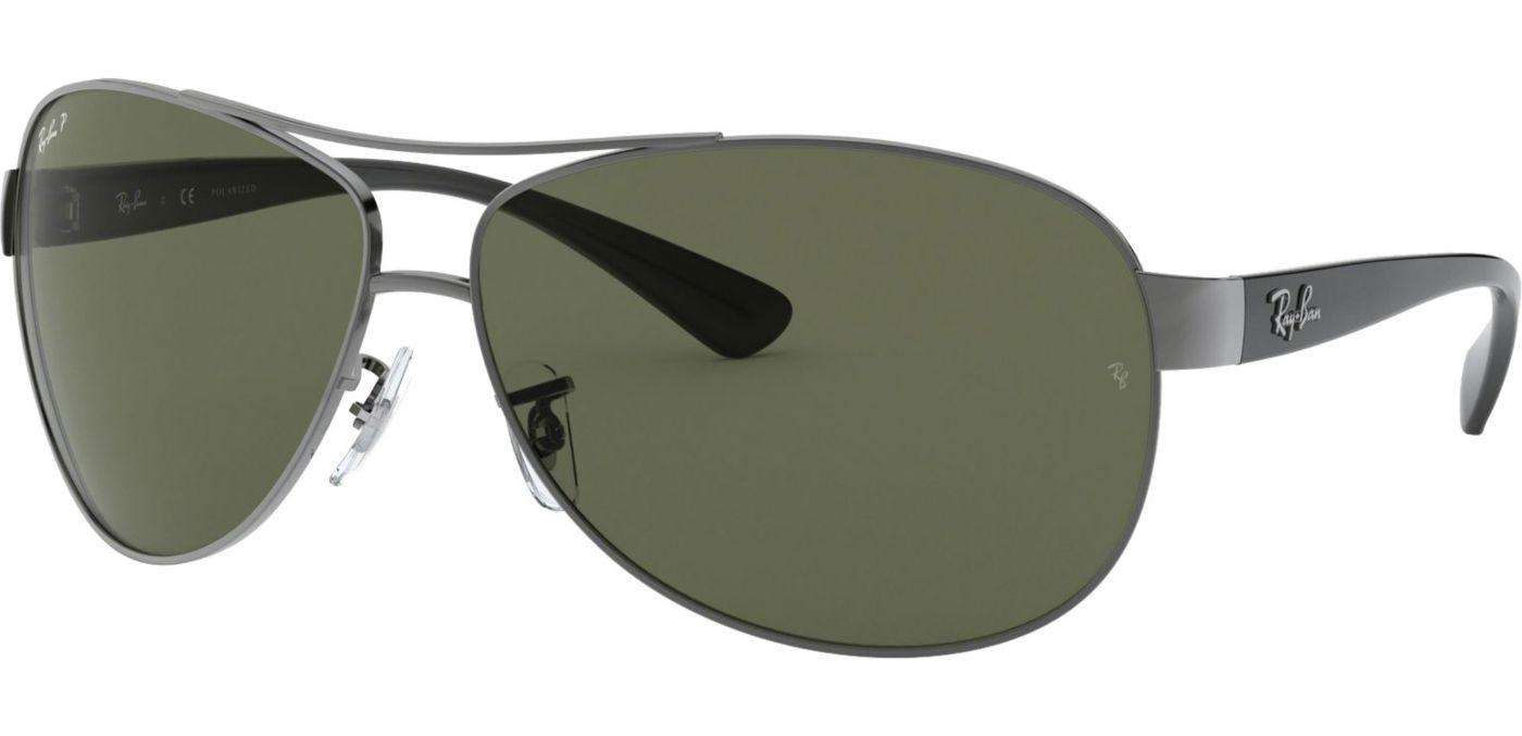 Ray-Ban Women's Aviator Polarized Sunglasses