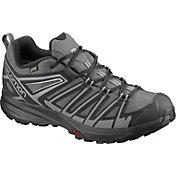 Salomon Men's X Crest GTX Waterproof Hiking Shoes