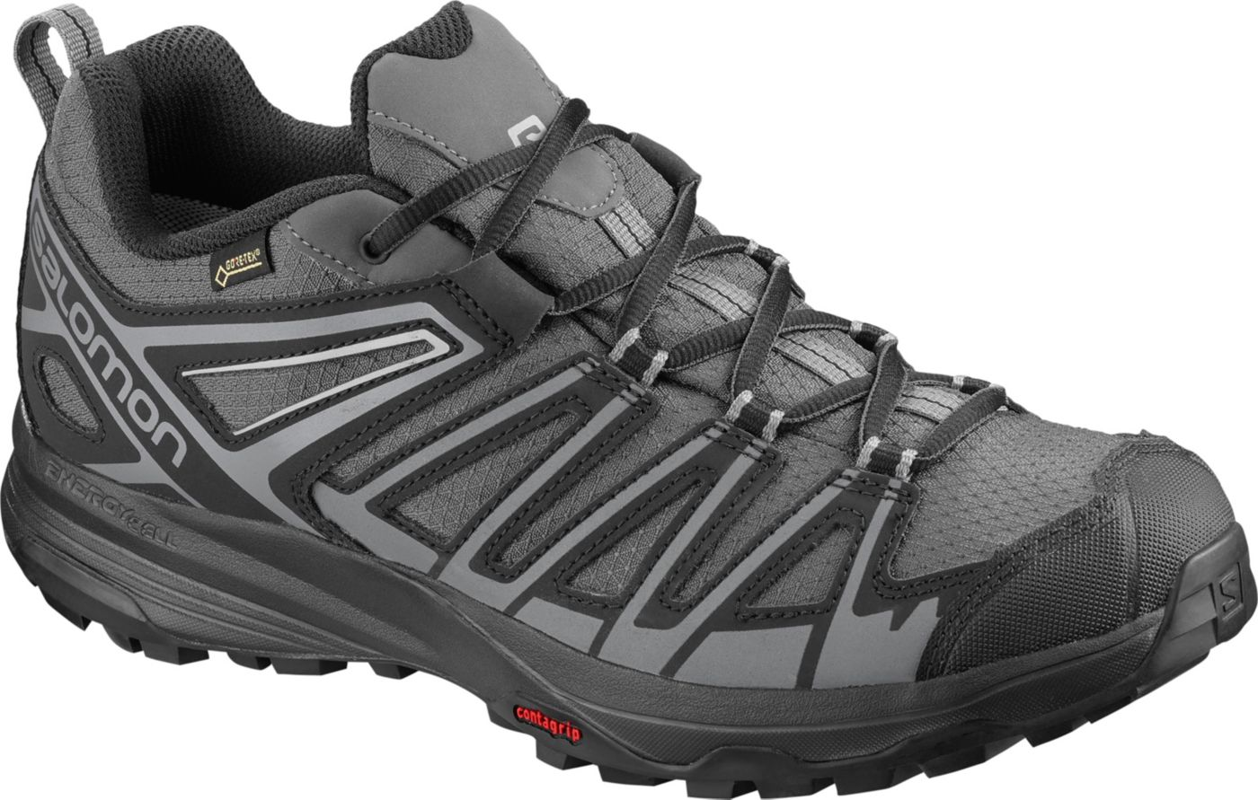 Salomon Men's X Crest GTX Waterproof Hiking Shoes