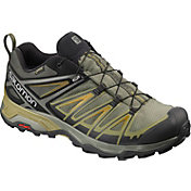 Salomon Men's X Ultra 3 GTX Waterproof Hiking Shoes