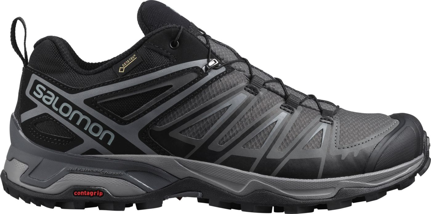 Salomon Men's X Ultra 3 GTX Waterproof Hiking Shoes