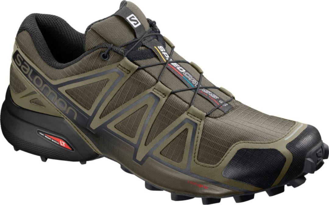 acheter populaire 2310f 1a927 Salomon Men's SpeedCross 4 Trail Running Shoes