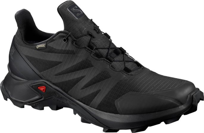 Salomon Men's Supercross GTX Trail Running Shoes