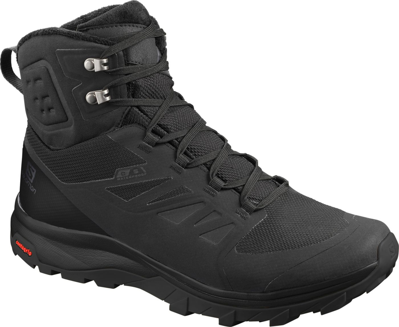 Salomon Men's OUTBlast 200g Waterproof Winter Boots