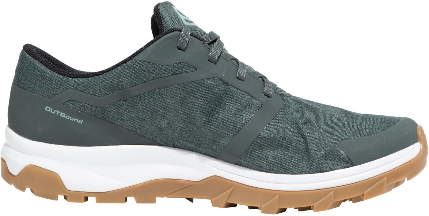 Salomon Men's OUTBound GTX Waterproof Hiking Shoes