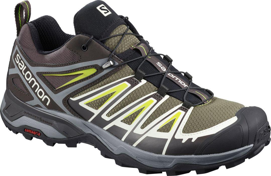Salomon X Ultra 3 Mens Walking Shoes