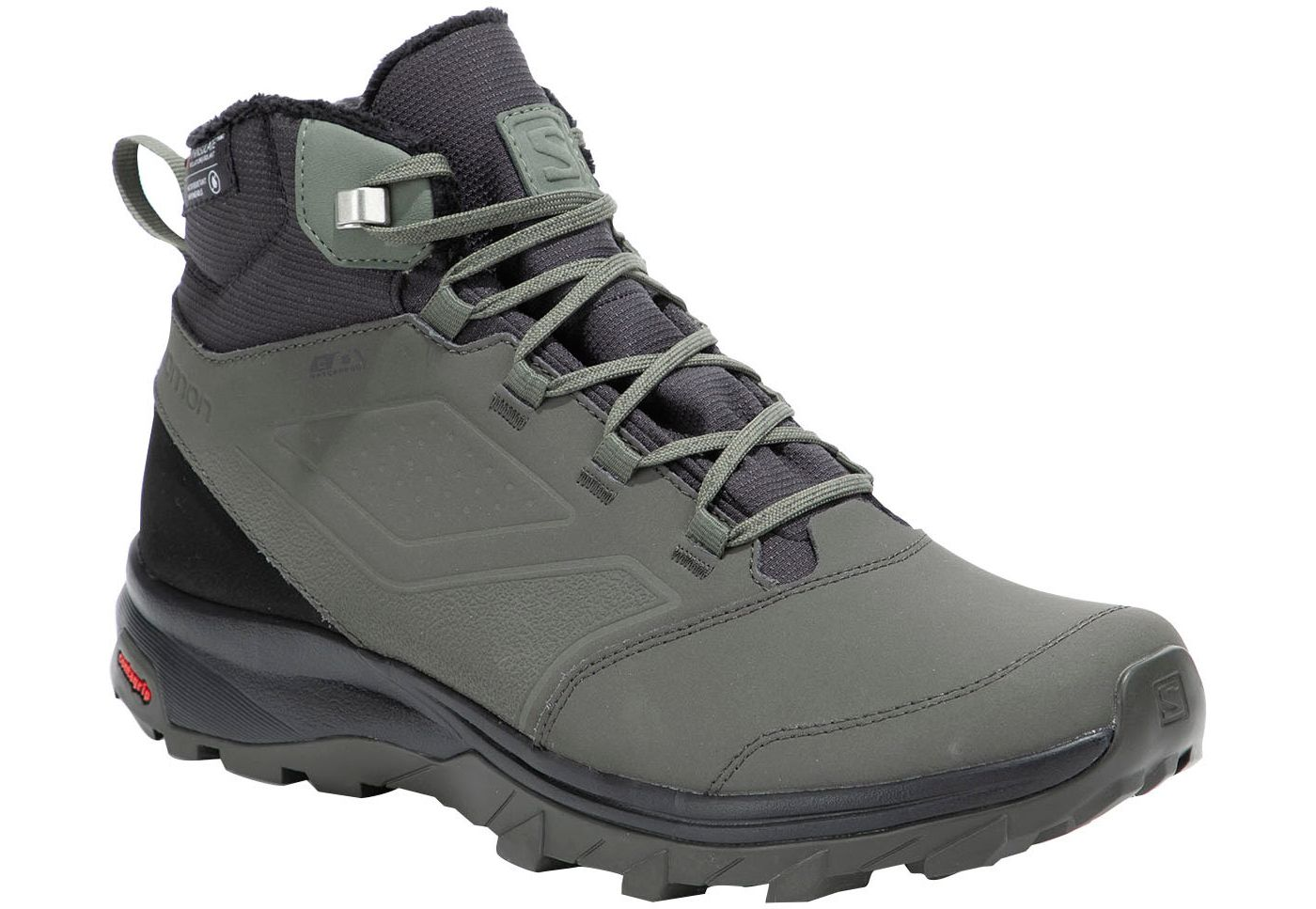Salomon Men's Yalta 200g Waterproof Winter Boots