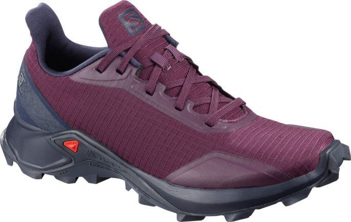 reviews salomon trail running shoes jeans