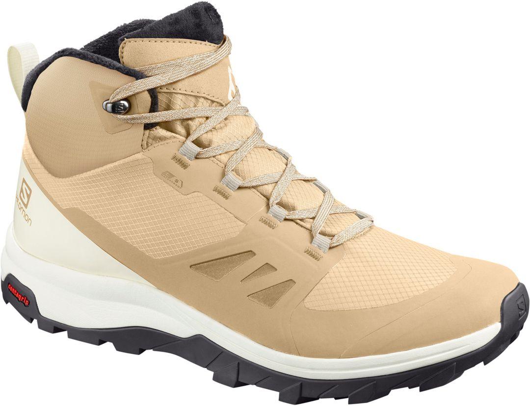 1905c21c Salomon Women's OUTSnap Waterproof Hiking Boots