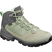 Salomon Women's Outward GTX Waterproof Hiking Boots