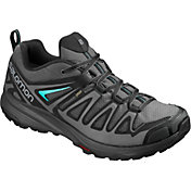 Salomon Women's X Crest GTX Waterproof Hiking Shoes