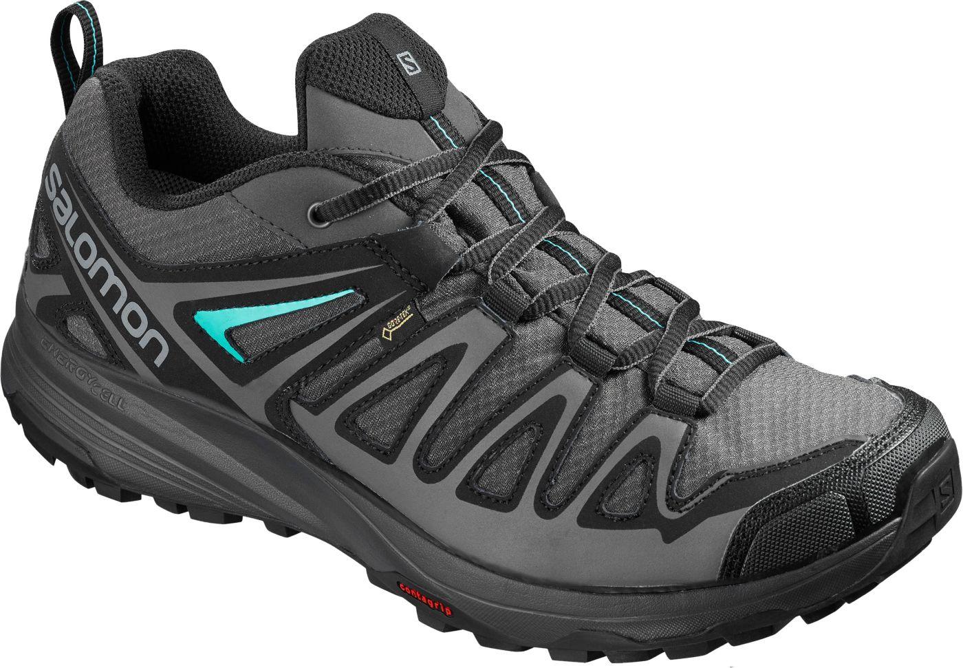 Salomon Women's X Crest GTX Waterproof Hiking Shoes