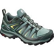 Salomon Women's X Ultra 3 GTX Waterproof Hiking Shoes