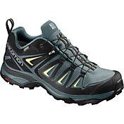Salomon Women's X Ultra 3 GTX Waterproof Hiking Shoes