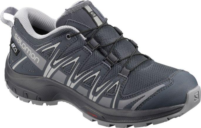 Salomon Kids' XA Pro 3D Waterproof Hiking Shoes