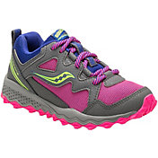 Saucony Kids' Preschool S-Peregrine Shield 2 Shoes