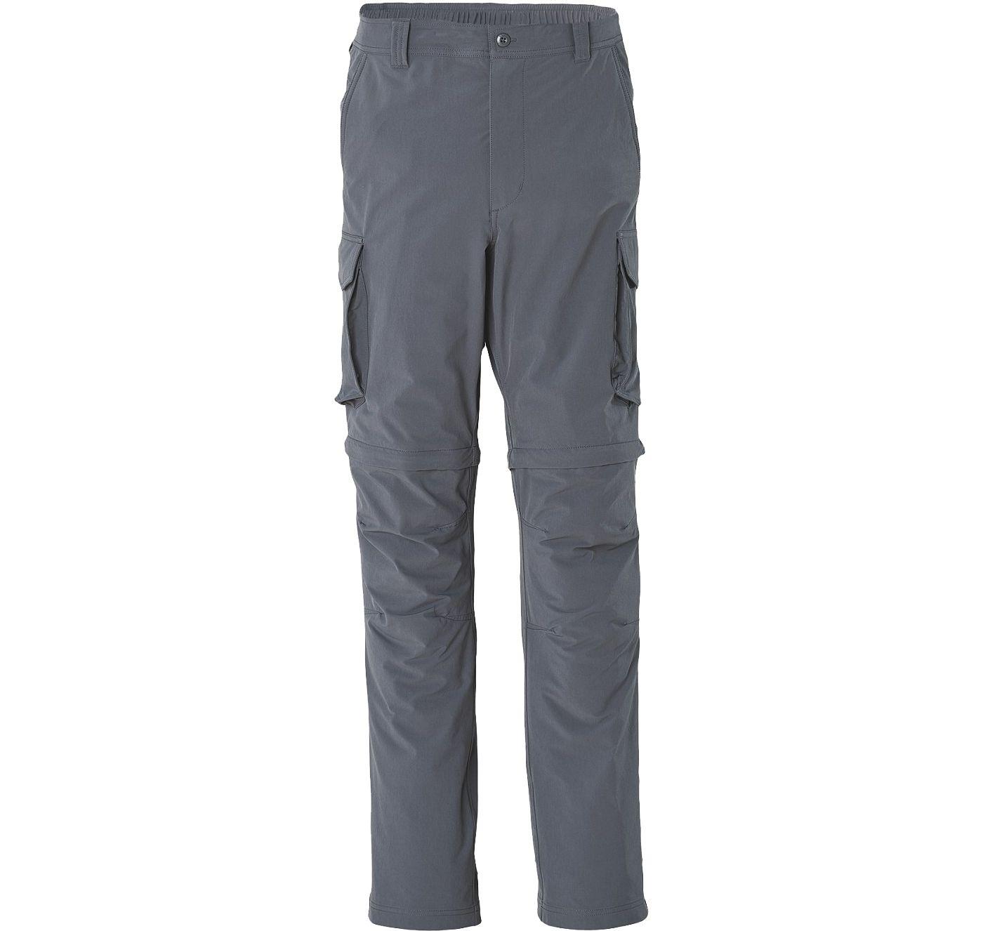 Striker Men's Barrier UPF Zip-Off Pants (Regular and Big & Tall)