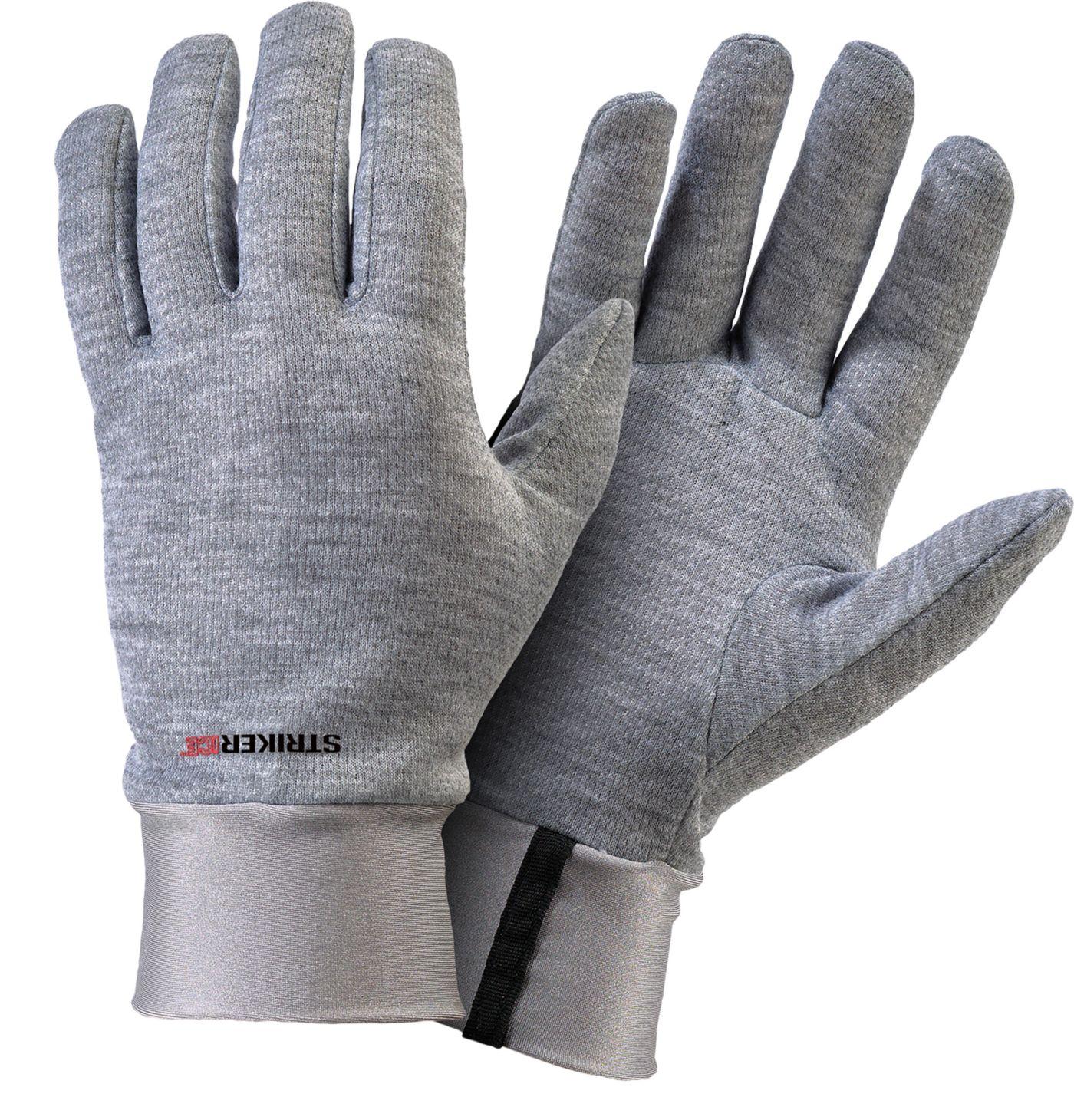 Striker Ice Men's Liner Ice Fishing Gloves