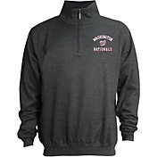 Stitches Men's Washington Nationals Quarter-Zip Pullover