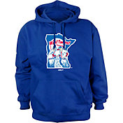 Stitches Men's Minnesota Twins Pullover Hoodie