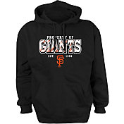 Stitches Youth San Francisco Giants Pullover Hoodie