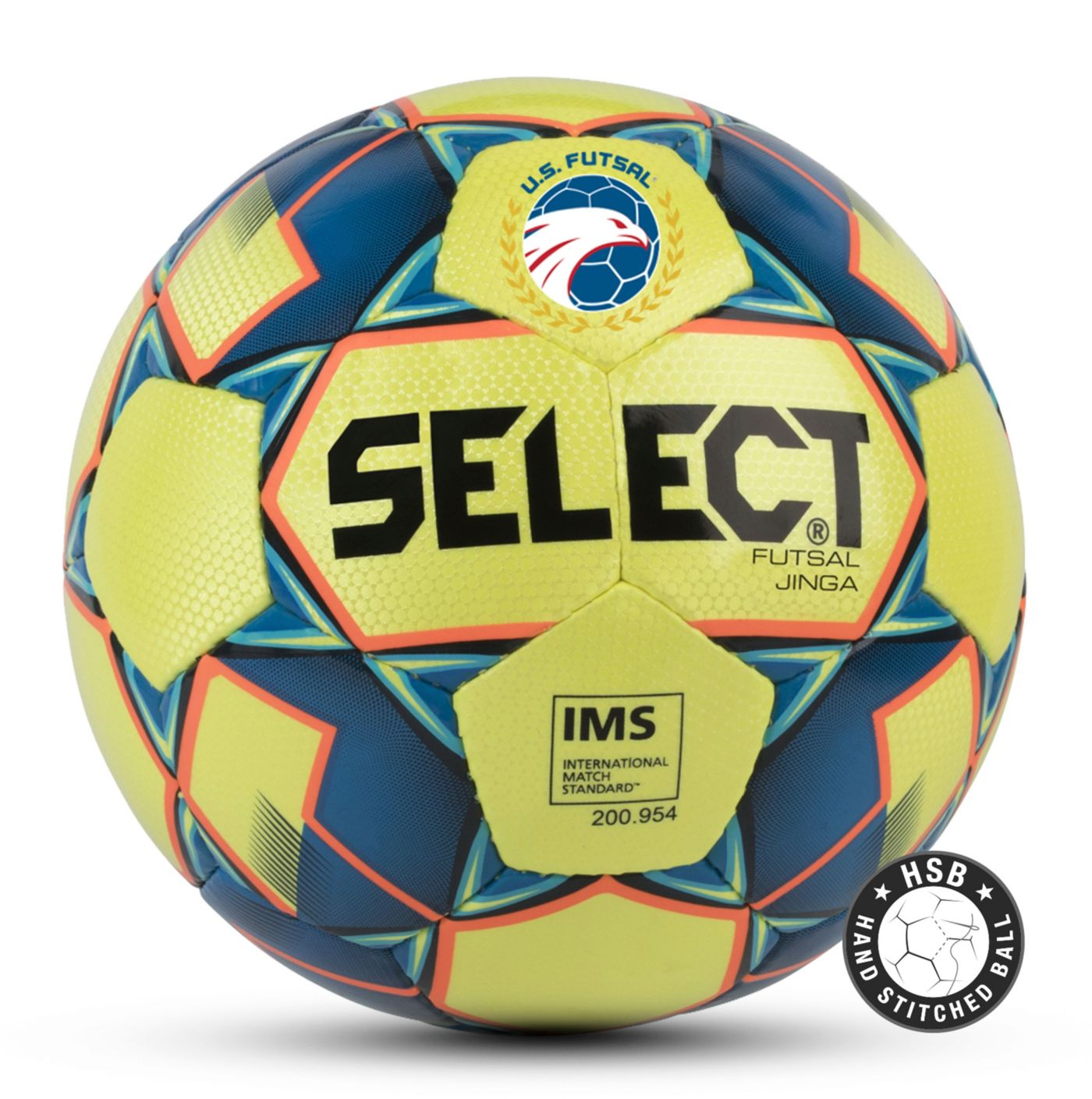 Select Futsal Jinga IMS Soccer Ball
