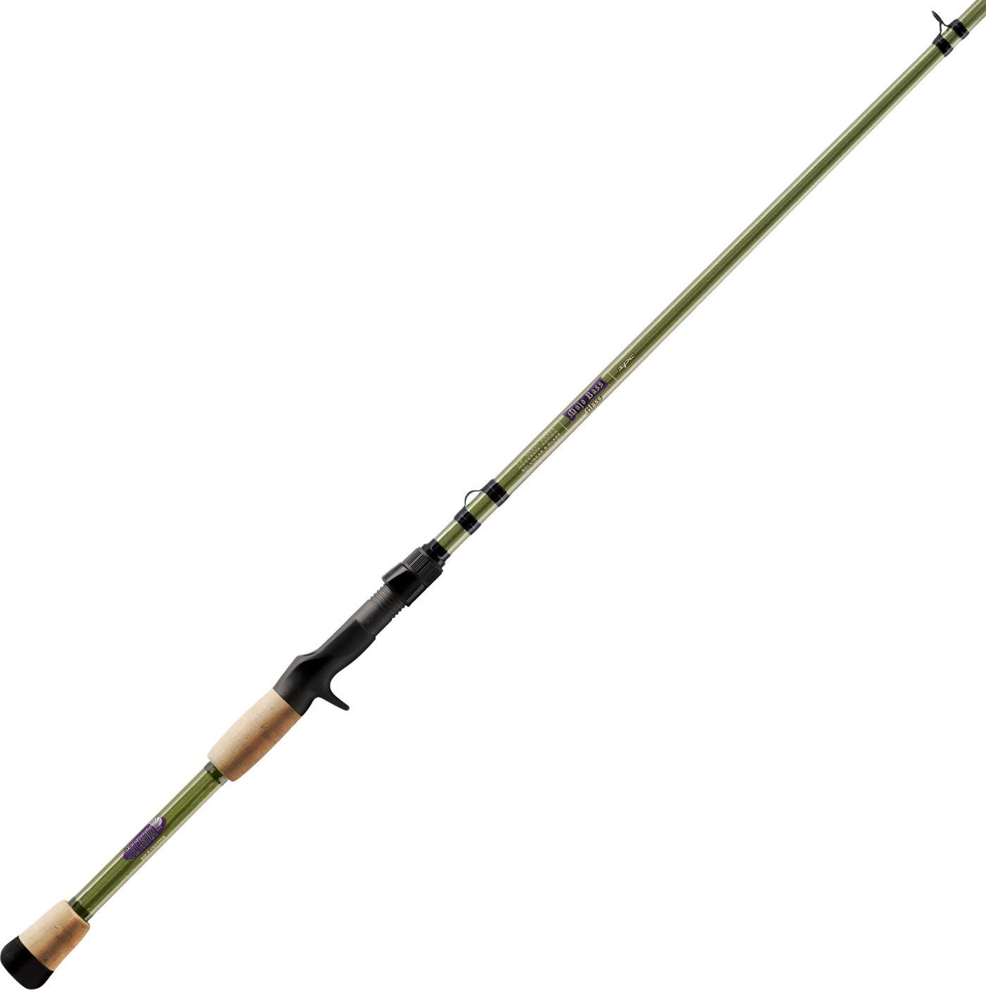 St. Croix Mojo Bass Glass Casting Rod
