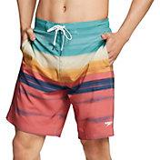 "Speedo Men's Ombre E-Board Horizon 20"" Board Shorts"