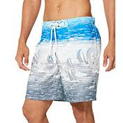 Speedo Men's Regatta Winds Comfort Liner E-Board Shorts