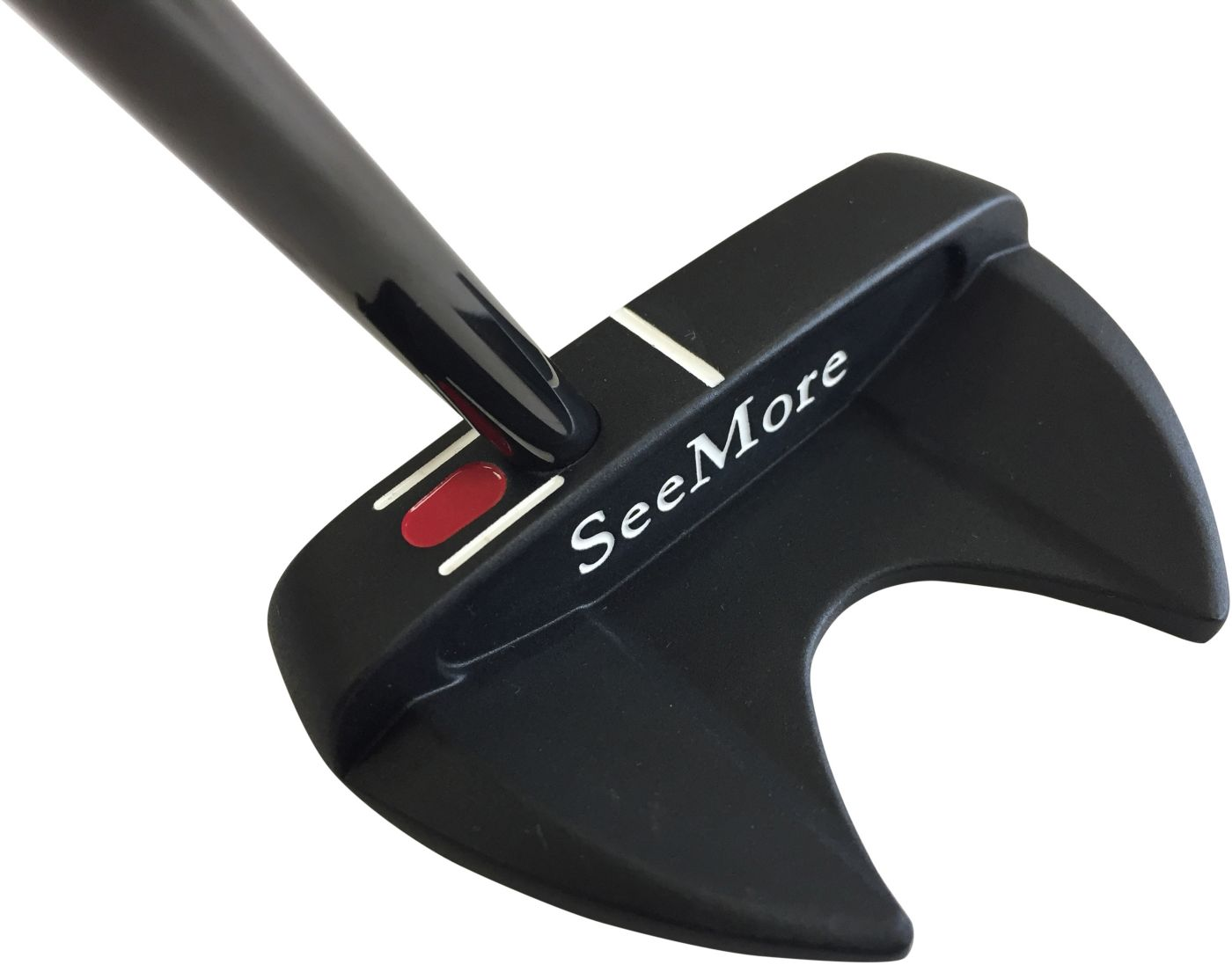 SeeMore HT Mallet Offset Putter