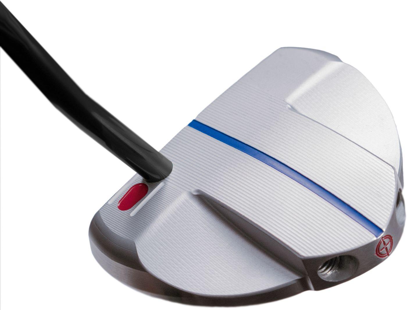 SeeMore SB20 Mallet Offset Platinum Putter