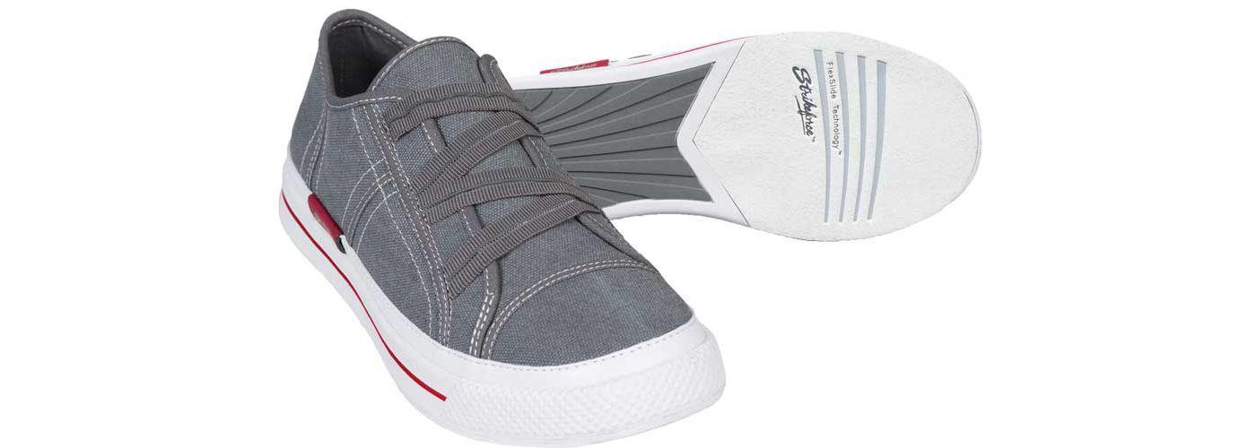 Strikeforce Women's Cali Grey Bowling Shoes