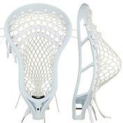 StringKing Men's Legend Intermediate Strung Lacrosse Head