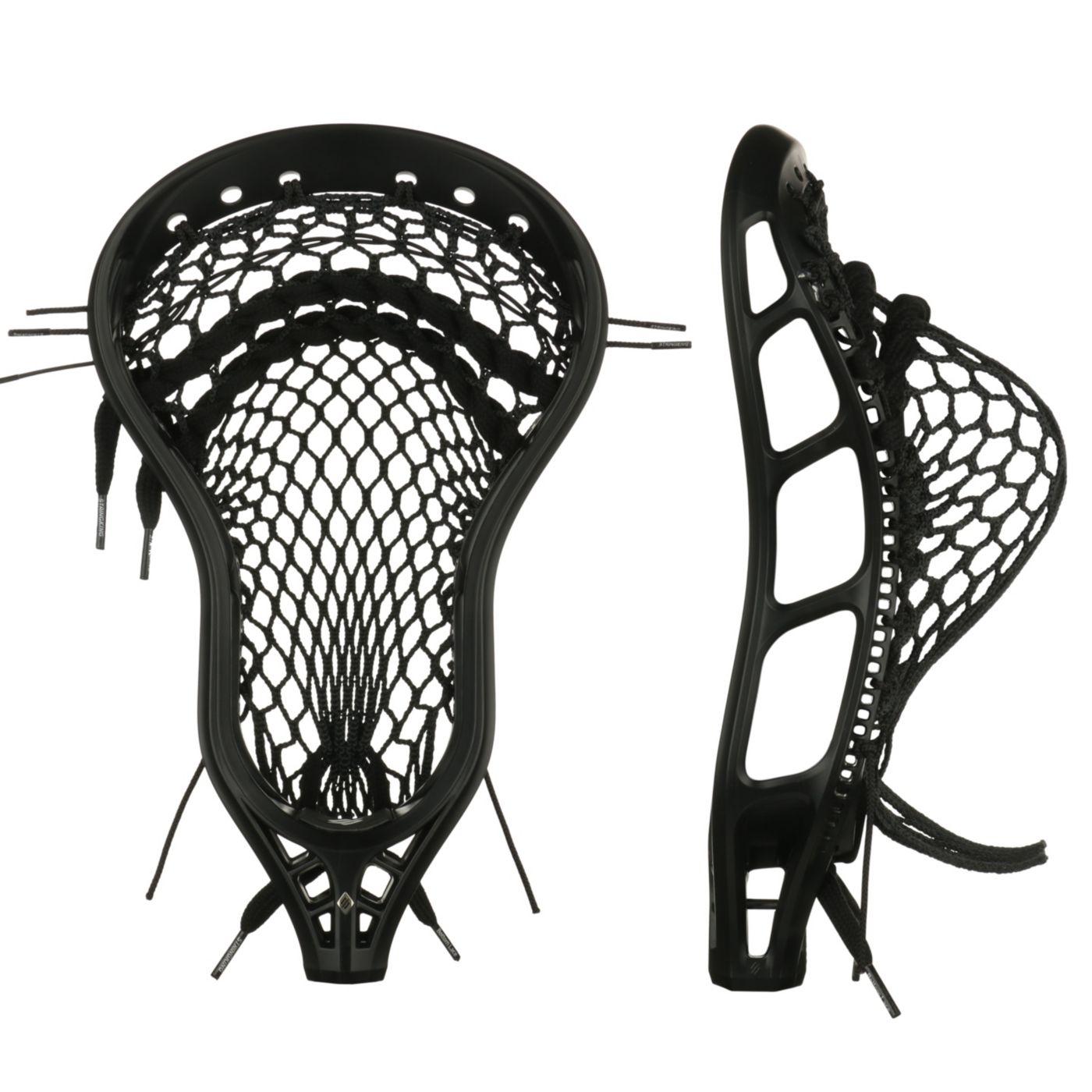 StringKing Men's Mark 2D M4X Defensive Strung Lacrosse Head