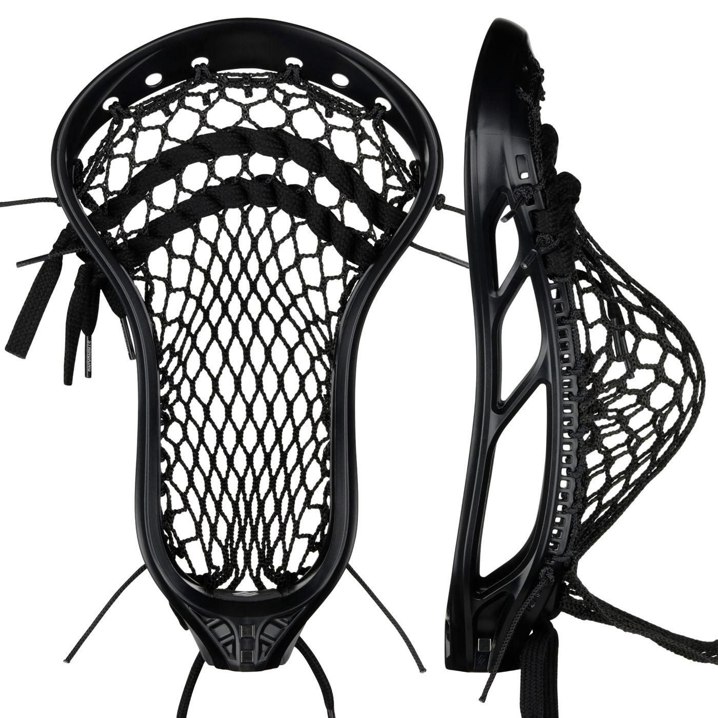 StringKing Men's Mark Stiff 2F M4F Strung Lacrosse Head