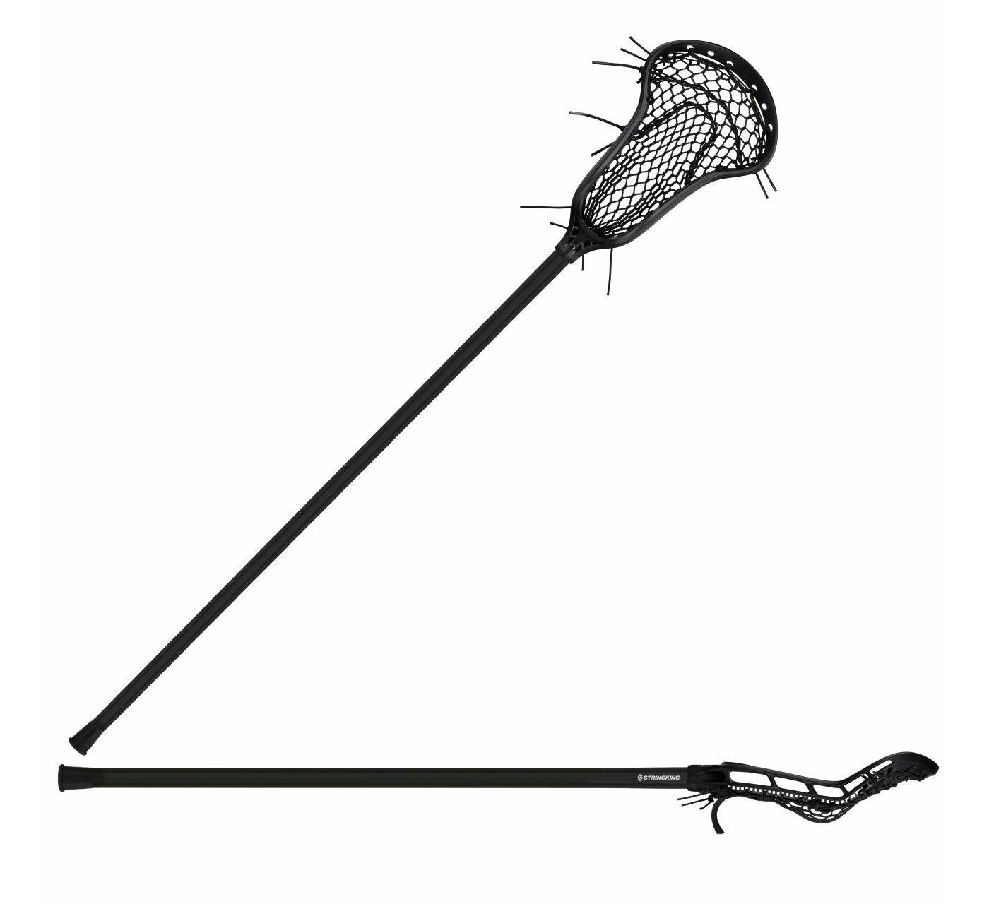 StringKing Women's Complete 2 Pro Offensive Metal Lacrosse Stick